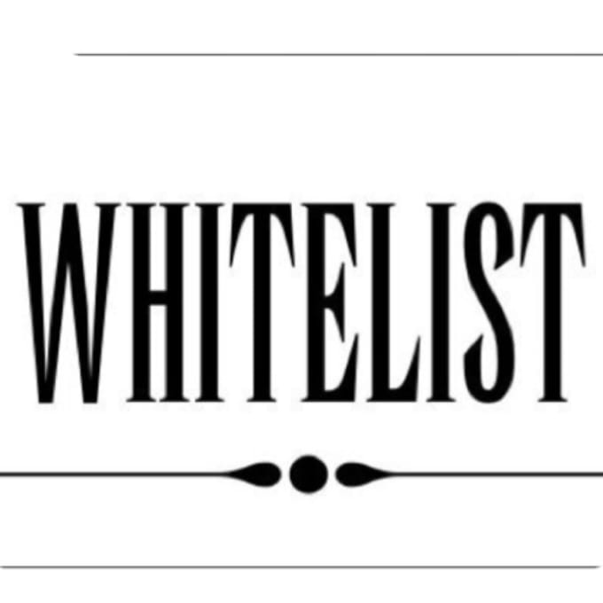 whitelist IP